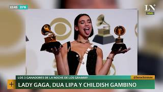 Premios Grammy 2019: Resumen de la ceremonia, todos los ganadores | +INFO