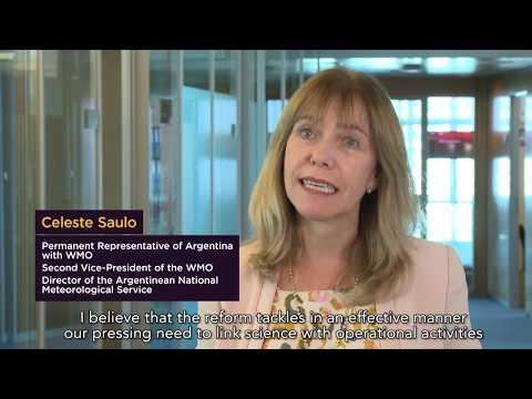 WMO Governance Reform Video (English subtitles) - 2018