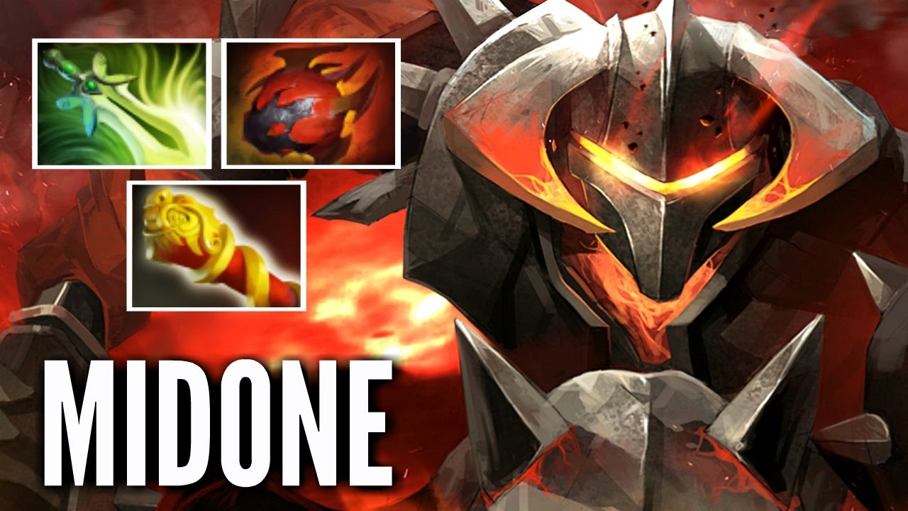 Brutal Chaos Knight Carry By Midone Butterfly Build Epic   Gameplay Mmr Dota