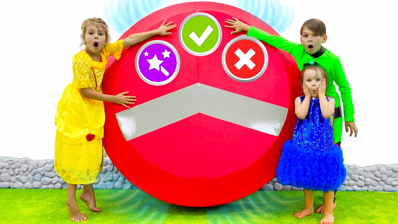 Five Kids Roomba Song + more Children's Songs and Videos