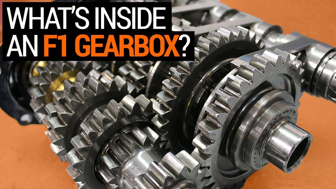 What S Inside An F1 Gearbox How It Works F1 Engineering Youtube