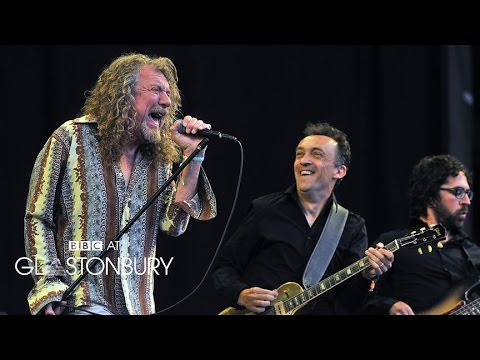 Robert Plant   LIVE @ the Glastonbury Festival 2014