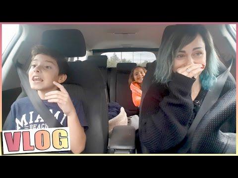 La Leçon D'Anglais De Loulou / VLOGTOBER / Car Talk