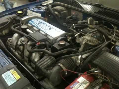 1994 Pontiac Grand Am GT 2.3L Quad 4 DOHC HO