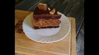 "Торт ""Сникерс"": рецепт от Foodman.club"