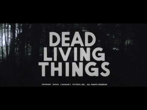 Jackson and His Computerband - Dead Living Things (Official Video)