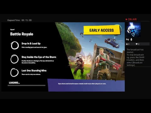 Fortnite with Sam Mcmurray 7
