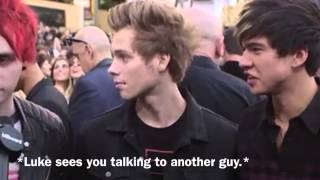 Luke Hemmings Video Imagine ♡ - Feelings