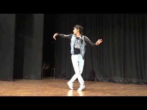 Shreya Reddy's Dance on Tip Tip Barsa Pani || Vlive India