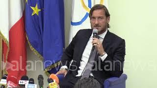 """Calcio, Totti: """"Mi dimetto dalla Roma, non è colpa mia"""""""