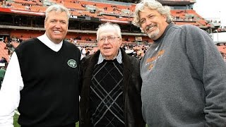 FORMER COACH BUDDY RYAN DEAD AT 82.  THE GUY FROM PITTSBURGH.  EP.  # 1018.