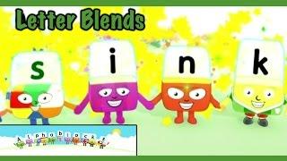 "Alphablocks - Word  Magic ""INK"" & ""SINK"" (Green Level)"