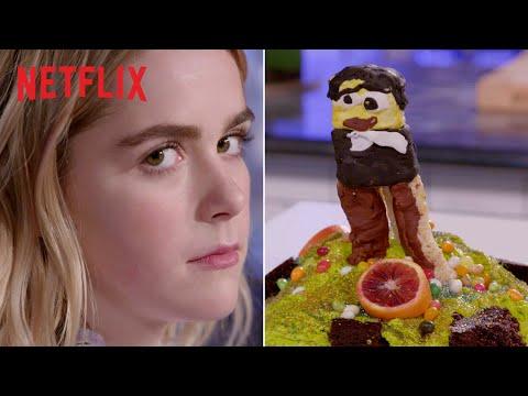 Sabrina compite en Nailed It! | Episodio especial | Netflix