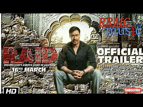 Hindi movie read || ajay devagan || official trailer || 16 March 2018 || rrmc music