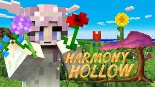 visit from a fairy   harmony hollow season 2   minecraft modded smp