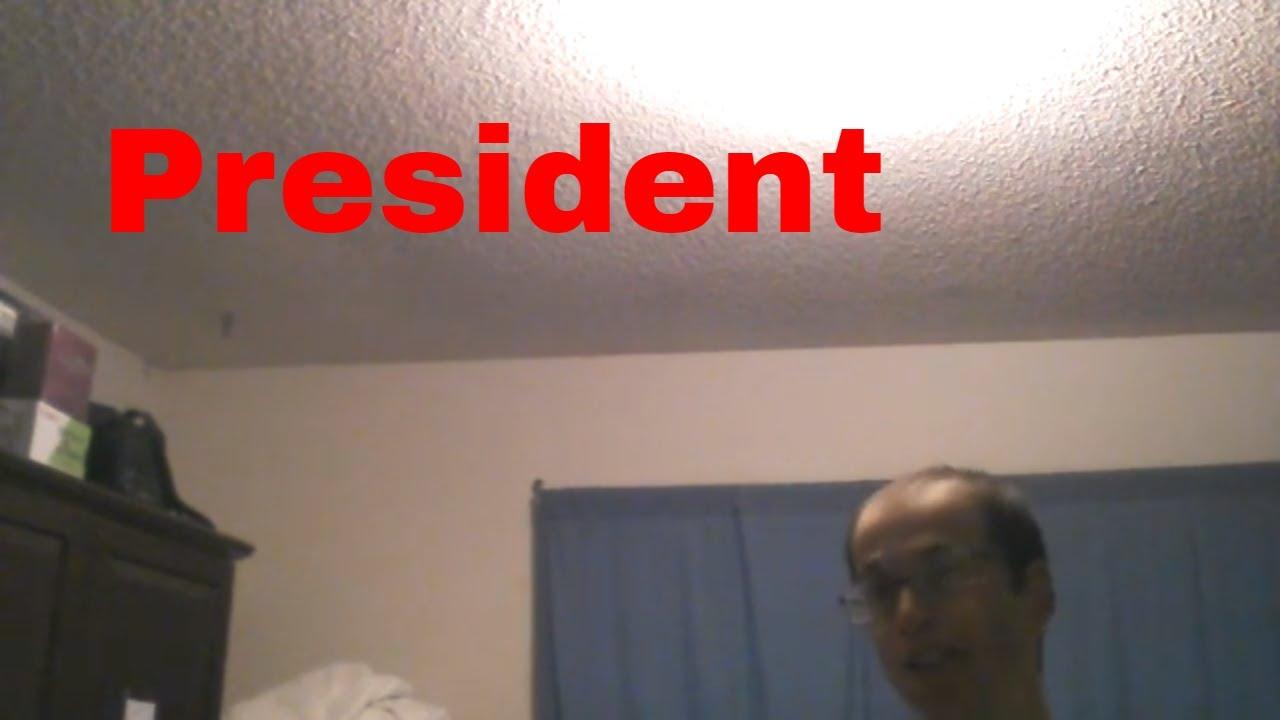 My 2024 Presidential Bid part 2
