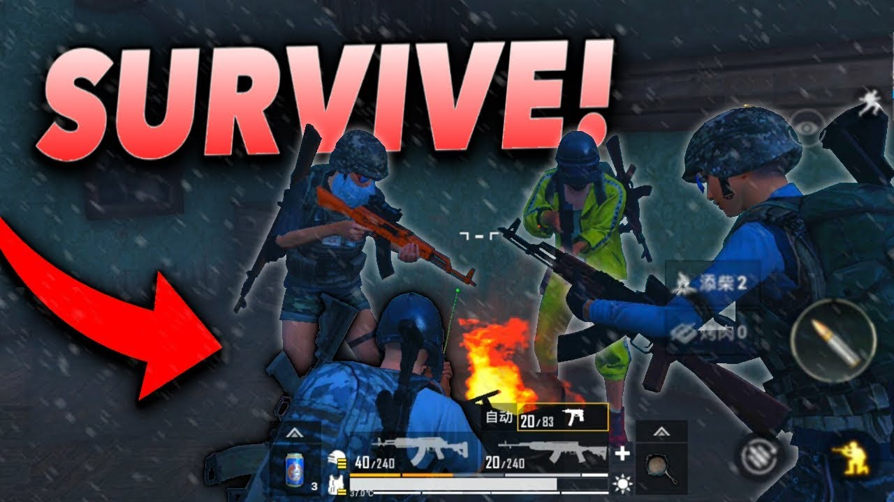 EXTREME COLD MODE: Best Tips to WIN in PUBG Mobile! | New Update 0.14.5 (New Game Mode)
