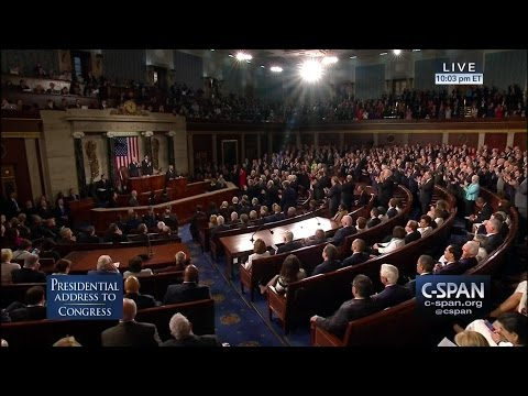 CLIPS: President Trump addresses Joint Session of Congress (C-SPAN)