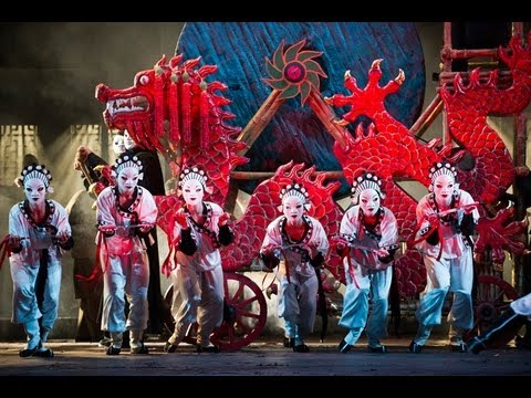 Turandot: Puccini's final opera (The Royal Opera)