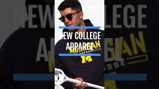 New College Apparel   Varsity Collection