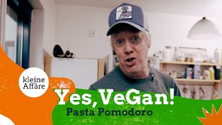 John Doyle – Yes, VeGan! Pasta Pomodoro