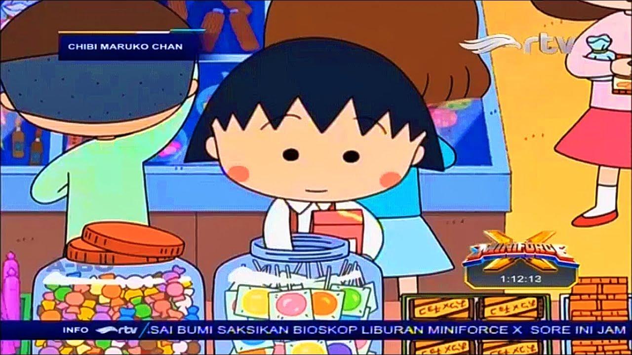 Chibi Maruko Chan - RENCANA PERGI KARYAWISATA Bahasa Indonesia Maruko Terbaru 2020 #ChocolateCartoon
