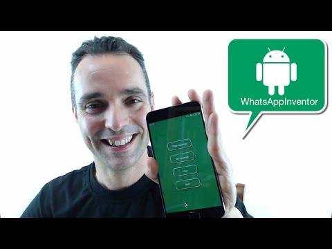 WhatsAppInventor Firebase. (Chat en App Inventor con Firebase)