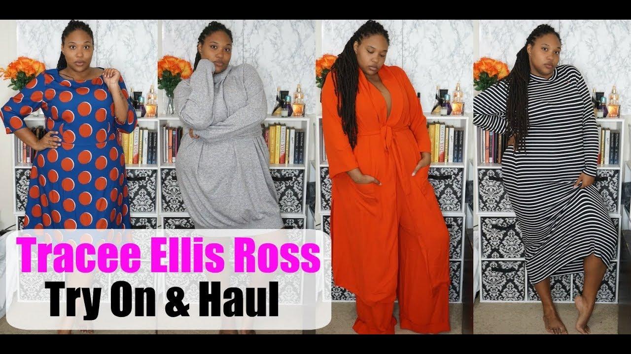 d86a73de3ff Tracee Ellis Ross Try On   Haul