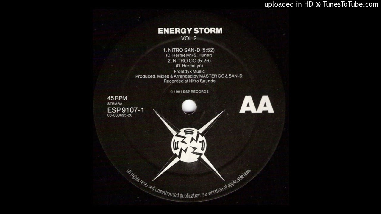 Energy Storm - Vol 1