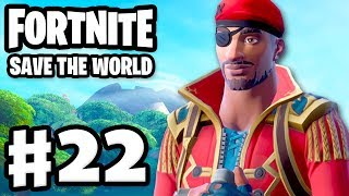 Fortnite: Save the World - Gameplay Walkthrough Part 22 - Crossbones Barret! (PC)