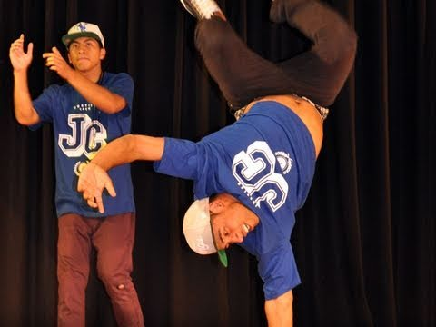 Justice Crew @ Beat the Blues