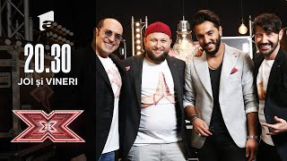 "Moment de neuitat! Super 4, show total pe piesa ""Hey Jude""   Bootcamp   X Factor 2020"