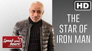 Faran Tahir | The Star Of Iron Man And Star Trek | Speak Your Heart With Samina Peerzada