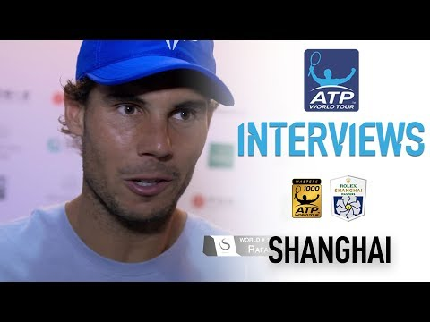 Nadal Looks To Maintain China Open Level In Shanghai 2017