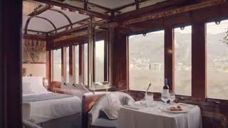 Venice Simplon-Orient-Express Grand Suite, Paris