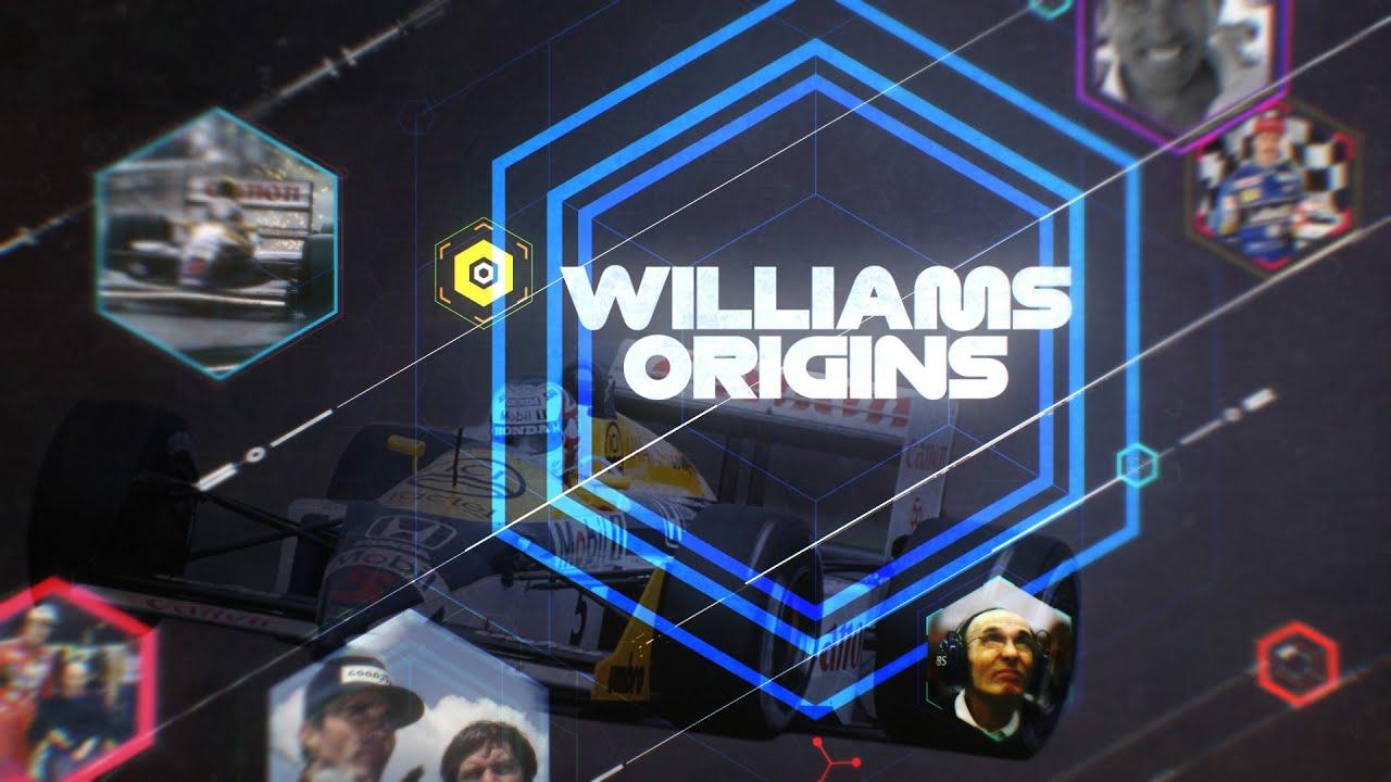 F1 Origins | The Story Of Williams Racing