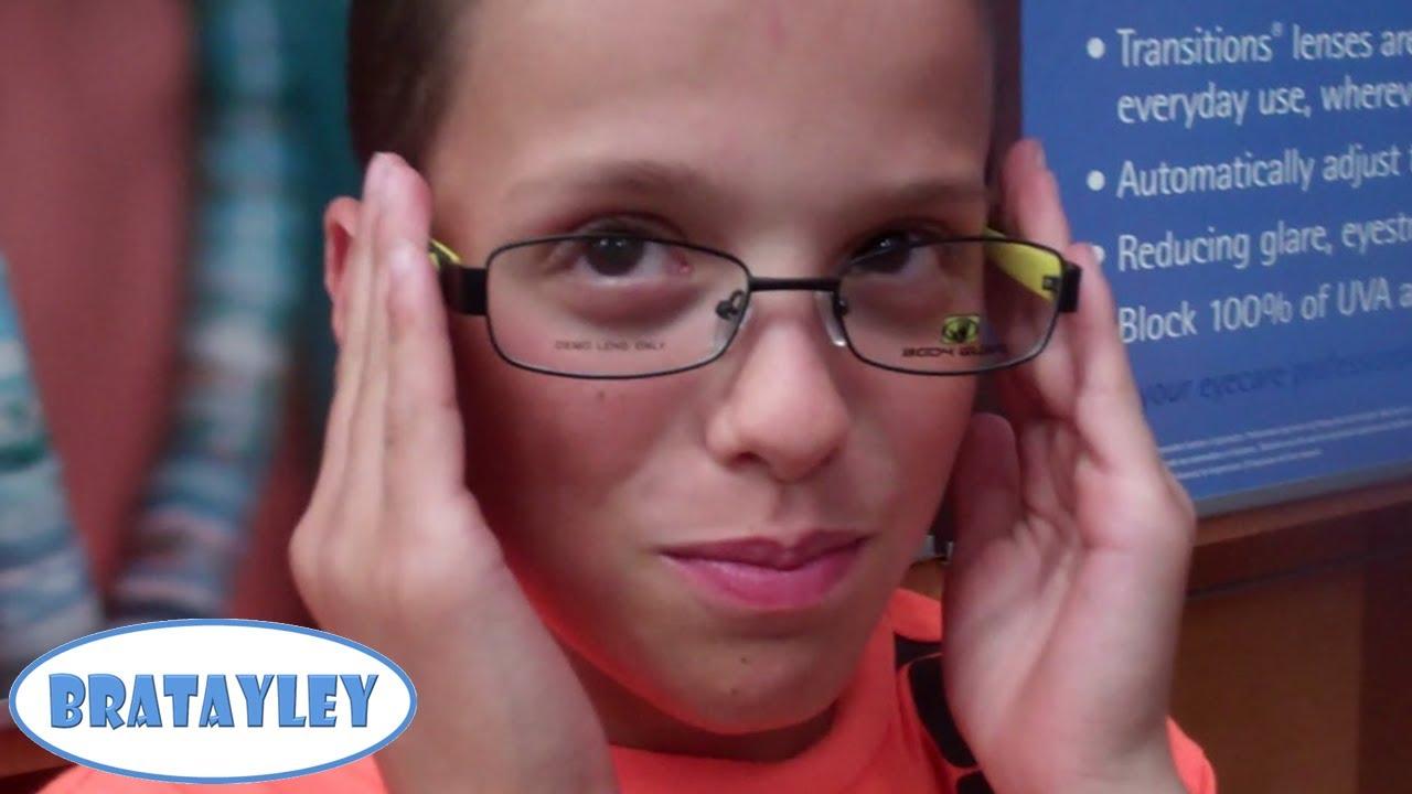 3f285c597cc Someone s Getting Glasses! (WK 127.2) - YouTube