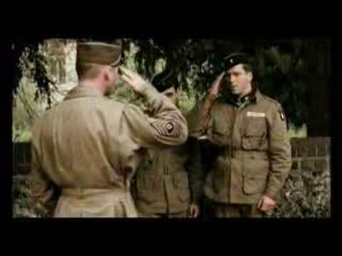 Simon Pegg's American accent in Band of Brothers - YouTube  Simon Pegg'...