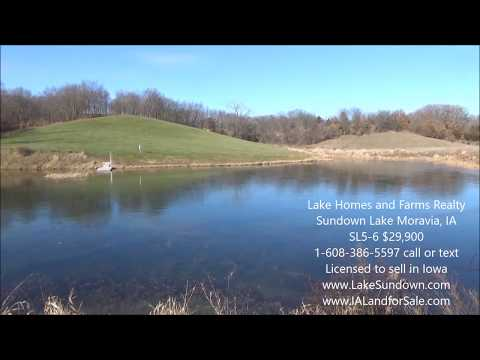 Lake Homes and Farms- 4.41 acres with shared pond frontage Moravia, IA 52571