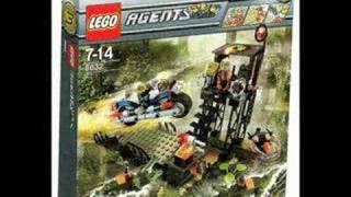 Lego Agents Sets