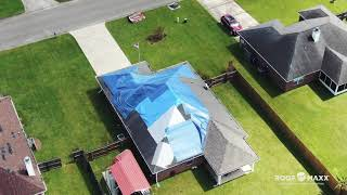 How Does A Roof Treated With Roof Maxx Hold Up In A Hurricane?