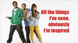 [Camp Rock] - Hasta la vista with lyrics