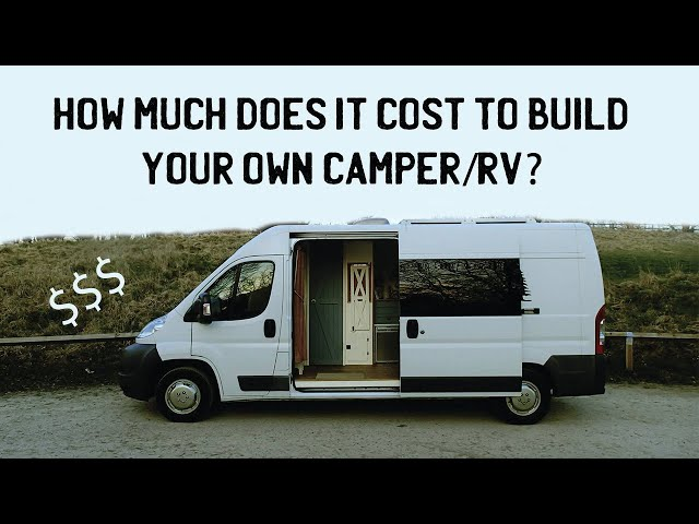 HOW much does it COST to BUILD your own RV/CAMPER??