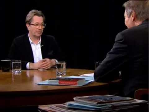 (FULL) Gary Oldman interview on Charlie Rose