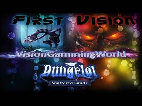 First Look - Dungelot Shattered Lands (Gameplay)  