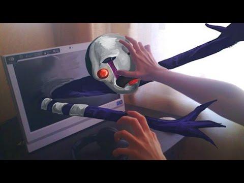 видео: РЕАЛЬНЫЕ АНИМАТРОНИКИ - real animatronics - five nights at freddy's