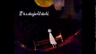 It's a wonderful world. を歌ってみました