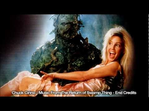Music From The Return of Swamp Thing By Chuck Cirino - Credits (ending) Theme