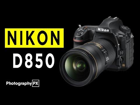 Nikon D850 DSLR Camera Highlights & Overview -2020