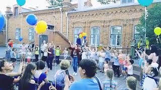 Детская библиотека имени Алтынсарина празднует юбилей в Костанае 2
